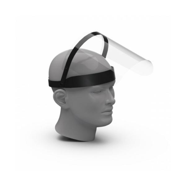 Comfortabel gezichtsscherm Protection