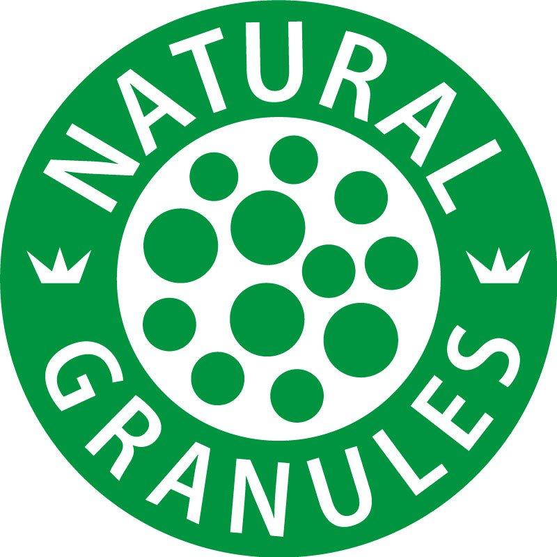 Natuurlijke granulaten
