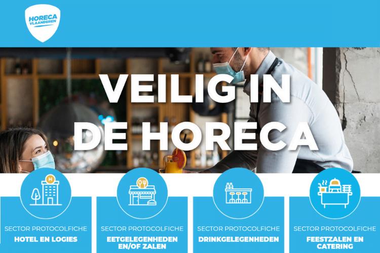 Heropstart Horeca Vlaanderen sectorprotocollen